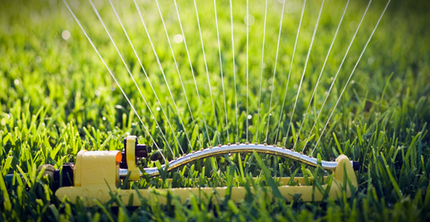 Irrigation - lawns, golf courses, and crops