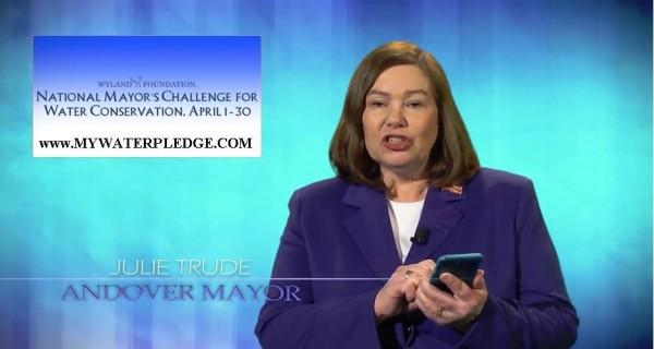 Andover Water Pledge