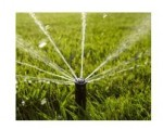 Smart Irrigation (broadcast sprinkler)