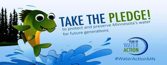 Take The Water Pledge