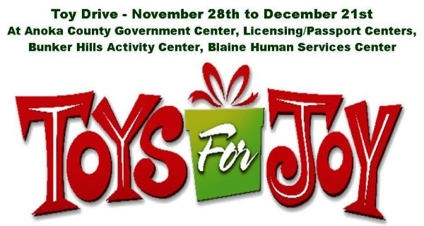 Toys For Joy : Know the flow anoka county