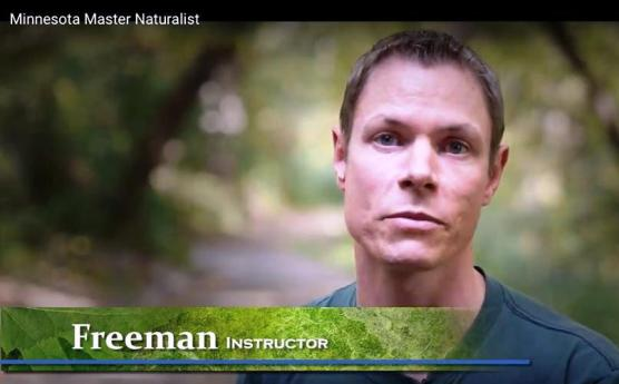 Master Naturalist are trained to be stewards of our natural environment and to teach these skills to others.