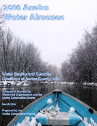The Almanac summarizes water information and projects performed by the Anoka Conservation District.