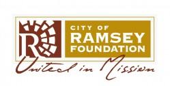 City of Ramsey Foundation (logo)